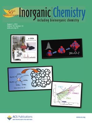 Inorganic Chemistry: Volume 50, Issue 15