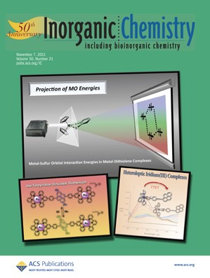 Inorganic Chemistry: Volume 50, Issue 21