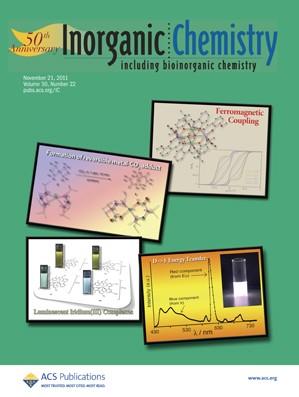 Inorganic Chemistry: Volume 50, Issue 22