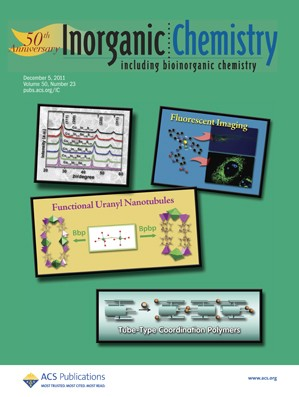 Inorganic Chemistry: Volume 50, Issue 23
