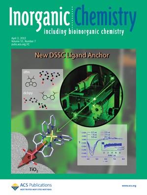Inorganic Chemistry: Volume 51, Issue 7