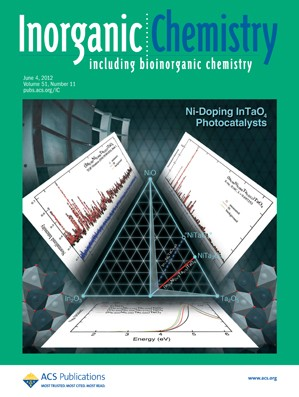Inorganic Chemistry: Volume 51, Issue 11
