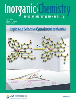 Inorganic Chemistry: Volume 51, Issue 13