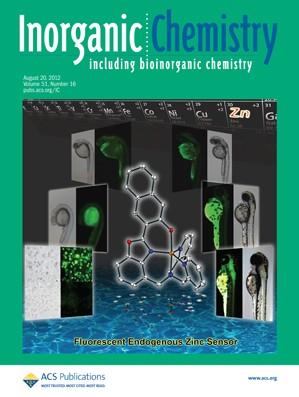 Inorganic Chemistry: Volume 51, Issue 16