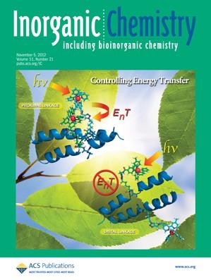 Inorganic Chemistry: Volume 51, Issue 21