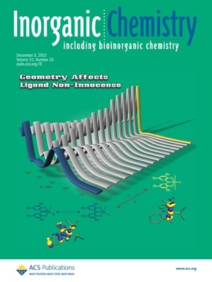 Inorganic Chemistry: Volume 51, Issue 23