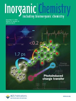 Inorganic Chemistry: Volume 51, Issue 24