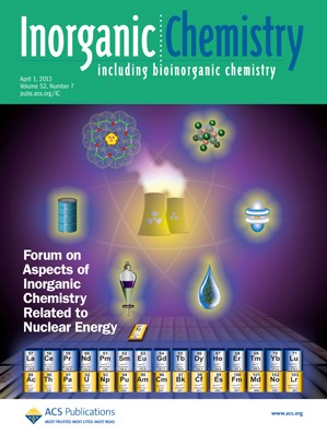 Inorganic Chemistry: Volume 52, Issue 7
