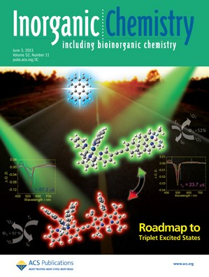 Inorganic Chemistry: Volume 52, Issue 11