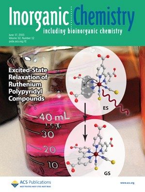 Inorganic Chemistry: Volume 52, Issue 12