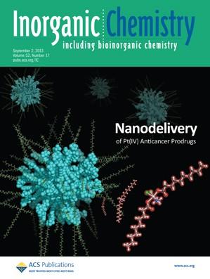 Inorganic Chemistry: Volume 52, Issue 17