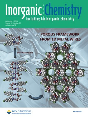 Inorganic Chemistry: Volume 52, Issue 23