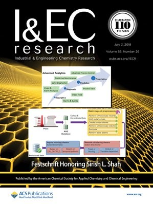 Industrial & Engineering Chemistry Research: Volume 58, Issue 26