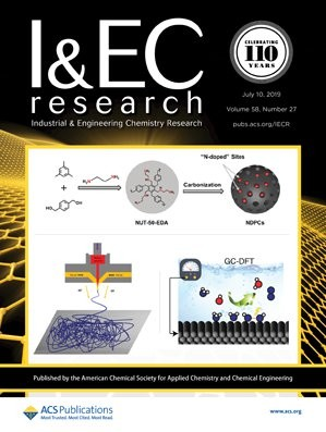 Industrial & Engineering Chemistry Research: Volume 58, Issue 27