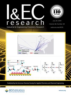 Industrial & Engineering Chemistry Research: Volume 58, Issue 29