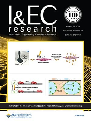 Industrial & Engineering Chemistry Research: Volume 58, Issue 34
