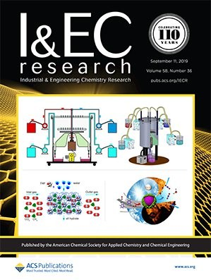Industrial & Engineering Chemistry Research: Volume 58, Issue 36