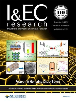Industrial & Engineering Chemistry Research: Volume 58, Issue 50