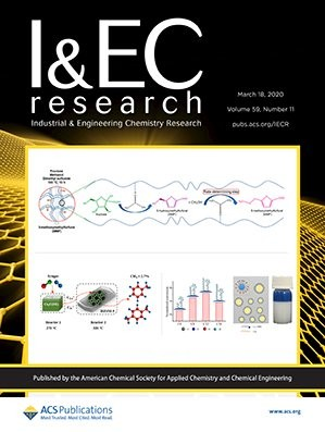 Industrial & Engineering Chemistry Research: Volume 59, Issue 11