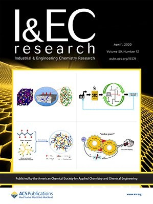 Industrial & Engineering Chemistry Research: Volume 59, Issue 13