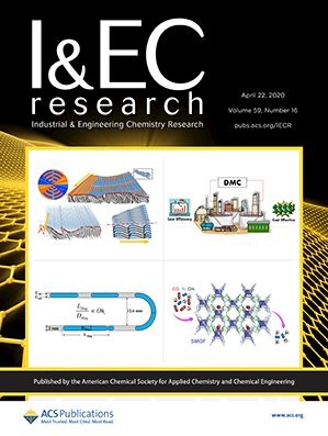 Industrial & Engineering Chemistry Research: Volume 59, Issue 16