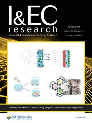Industrial & Engineering Chemistry Research: Volume 59, Issue 17