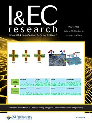 Industrial & Engineering Chemistry Research: Volume 59, Issue 18