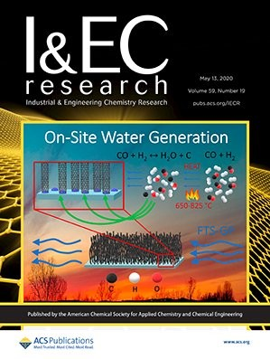 Industrial & Engineering Chemistry Research: Volume 59, Issue 19
