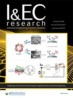 Industrial & Engineering Chemistry Research: Volume 59, Issue 1