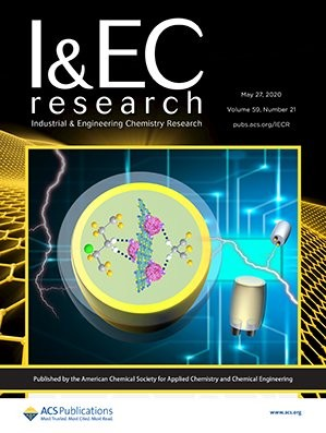 Industrial & Engineering Chemistry Research: Volume 59, Issue 21