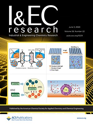 Industrial & Engineering Chemistry Research: Volume 59, Issue 22