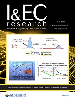 Industrial & Engineering Chemistry Research: Volume 59, Issue 28