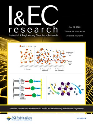 Industrial & Engineering Chemistry Research: Volume 59, Issue 30