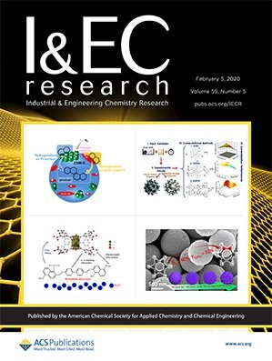 Industrial & Engineering Chemistry Research: Volume 59, Issue 5