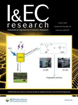 Industrial & Engineering Chemistry Research: Volume 60, Issue 22