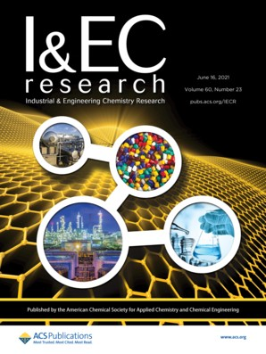 Industrial & Engineering Chemistry Research: Volume 60, Issue 23