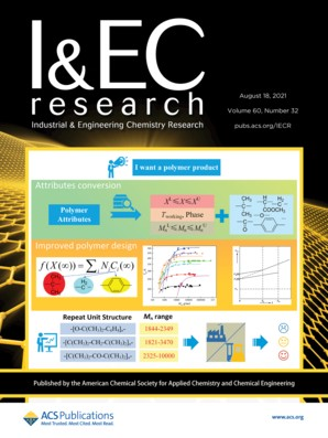 Industrial & Engineering Chemistry Research: Volume 60, Issue 32