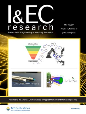 Industrial and Engineering Chemistry Research: Volume 56, Issue 18