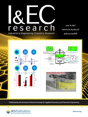 Industrial and Engineering Chemistry Research: Volume 56, Issue 23