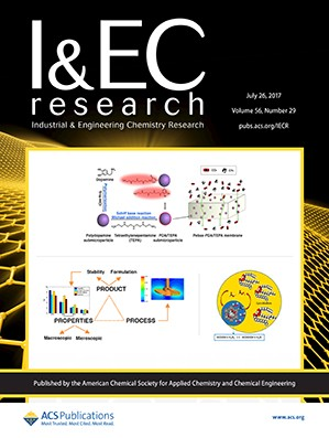 Industrial and Engineering Chemistry Research: Volume 56, Issue 29