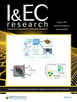 Industrial and Engineering Chemistry Research: Volume 56, Issue 30