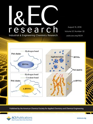 Industrial and Engineering Chemistry Research: Volume 57, Issue 32