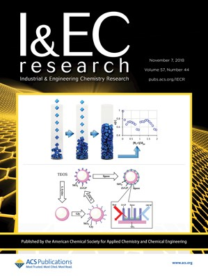 Industrial and Engineering Chemistry Research: Volume 57, Issue 44