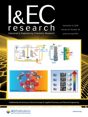 Industrial and Engineering Chemistry Research: Volume 57, Issue 49