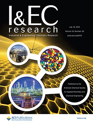 Industrial & Engineering Chemistry Research: Volume 53, Issue 28