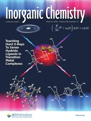 Inorganic Chemistry: Volume 58, Issue 10
