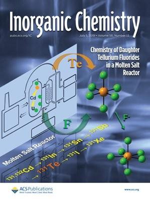Inorganic Chemistry: Volume 58, Issue 13