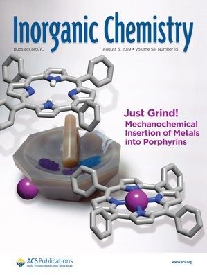Inorganic Chemistry: Volume 58, Issue 15