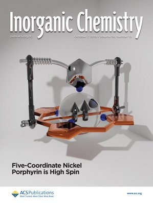 Inorganic Chemistry: Volume 58, Issue 19