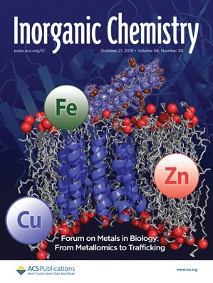 Inorganic Chemistry: Volume 58, Issue 20